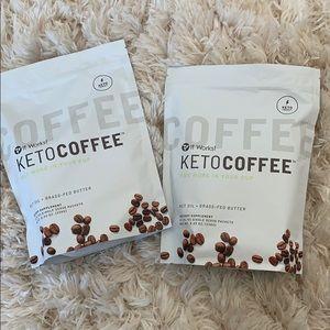 Bundle pack of Keto Coffee
